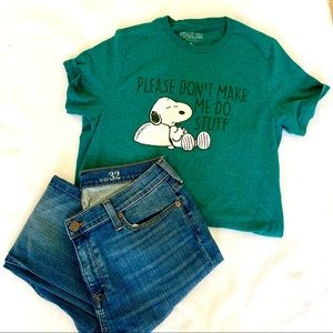 Snoopy T-Shirt - Small